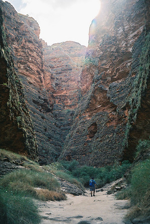 Cathederal Gorge, The Bungle Bungles