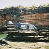 """Heli Fishing"" Mitchell River, Western Australia"