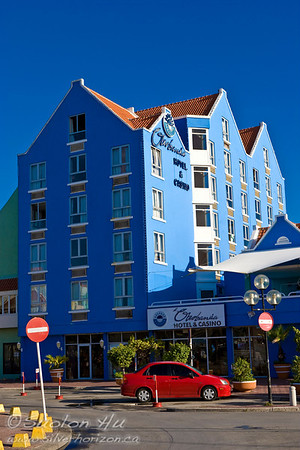 Otrobanda Hotel and Casino in Willemstad, Curacao
