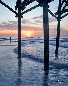 Peaceful Beach Sunrise
