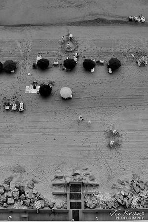 Beach in IR