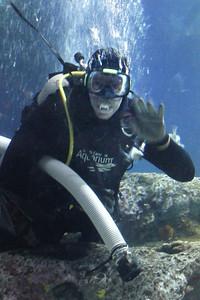 Aquarium Vampire
