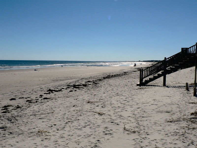 North Litchfield Beach, Pawley's Island, Oct., 2005