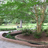 Beautiful Landscaping - Summerville, SC - Azalea Park with Sculptures - May 10, 2010