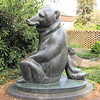 Mother and Baby Bear, Marshall Fredericks, Bronze - Brookgreen Gardens, Murrells Inlet, SC  3-25-11