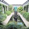 The Wings of the Morning, Marshall Maynard Fredericks (1908-1998), Bronze on Black Granite - Ps. 139:9-10 - Brookgreen Gardens, Murrells Inlet, SC  3-25-11