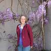 Donna at Wisteria - Brookgreen Gardens, Murrells Inlet, SC  3-25-11