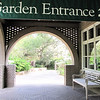 "Garden Entrance - Brookgreen Gardens, Murrells Inlet, SC  3-25-11<br /> ""Pause friend, and strip from out your heart all vanity, all bitterness, all hate; Quench for this hour the fever of your fears.  Then, treading softly, pass within this gate.  There, where the ancient trees wait, hushed and dim, May you find God, and walk awhile with Him. "" -- Pearl C. Hiatt"