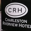 Hotel Entrance Sign - Arrival Charleston, SC