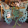 """One of a Kind"" Shop - Butterfly Bench - Downtown Charleston, SC"