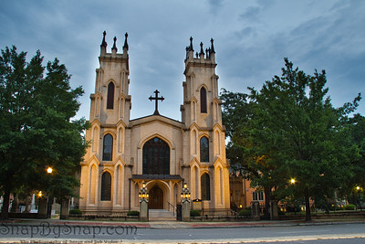 Trinity Episcopal Cathedral, in Columbia, South Carolina.