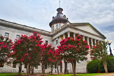 The South Carolina State Capitol