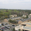 View From Open Corridor Outside Room - Compass Cove Resort - Myrtle Beach, SC  3-25-11