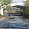 Greenville,SC - Along The Reedy River - More Falls Upstream