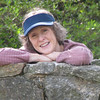 Greenville,SC - Rock Quarry Gardens - Donna On Stone Bridge
