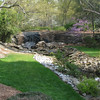 Greenville,SC - Greenville,SC - Rock Quarry Gardens Waterfall and Stream