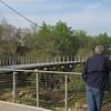 Greenville,SC - Along The Reedy River At Liberty Bridge