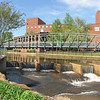 Downtown Along the Reedy River, Greenville, SC