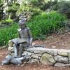 Greenville,SC - Greenville,SC - Rock Quarry Gardens - Sculpture