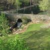Greenville,SC - On Liberty Bridge Looking Over Reedy River Falls Park_2