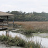 Boardwalk Wildlife Viewing Area - Huntington Beach State Park, Murrells Inlet, SC  3-26-11