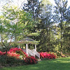 Gazebo in Woodland Kilgore-Lewis Gardens - Circa 1838 - Greenville, SC