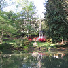 View from Other Side of the Pond - Kilgore-Lewis House Gardens - Circa 1838 - Greenville, SC