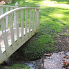 Bridge in Kilgore-Lewis House Gardens - Circa 1838 - Greenville, SC