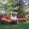 Gazebo in Kilgore-Lewis Gardens - Circa 1838 - Greenville, SC