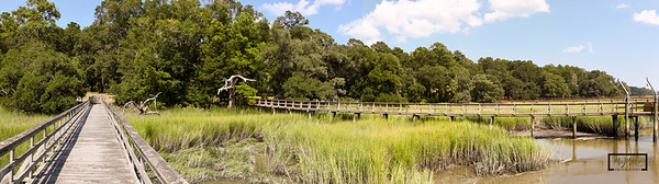 May River Shoreline, Bluffton, South Carolina  © Copyright m2 Photography - Michael J. Mikkelson 2009. All Rights Reserved. Images can not be used without permission.