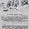 Signage - Historical Columbia Water Plant - Columbia Canal, Columbia, SC