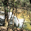 Waterfall in Stream Along Trail - Table Rock State Park, Pickens, SC