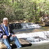 Randal at Shallow Waterfall - Table Rock State Park, Pickens, SC