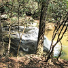 Waterfall - Table Rock State Park, Pickens, SC