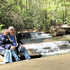 Randal and Donna - 33rd Wedding Anniversary - Table Rock State Park, Pickens, SC  - April 2010