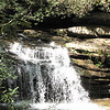 Small Waterfall in Stream - Table Rock State Park, Pickens, SC