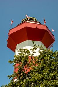 harbour town lighthouse at hilton head south carolina