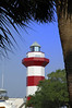 Hilton Head Island with it's famous lighthouse.