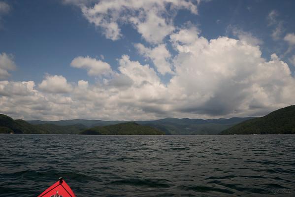 South Carolina's Lake Jocassee