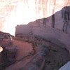 Canyon De Chelly, antelope house ruins