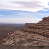 The Moki-Dugway, or better known as the moki-Bugway to us.