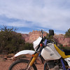 DR on pleasant creek road, capitol reef NP