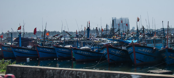 Vung Thung Harbor