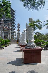 Thap Xa Loi Tower