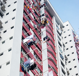 Drying Clothes in Singapore