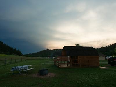 Our camper cabin