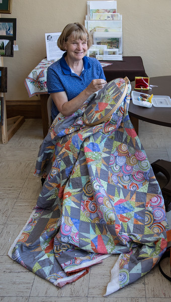 Quilting - Hot Springs, SD