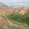 A Green Summer in the Badlands