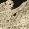 Crazy Horse B&W