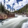 Brink of Upper Falls